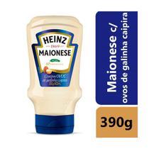 Maionese Heinz 390g Embalagem com 16 Unidades -