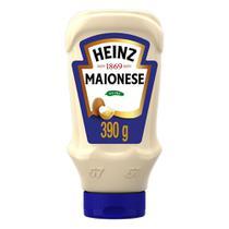 Maionese Heinz Tradicional 390g -