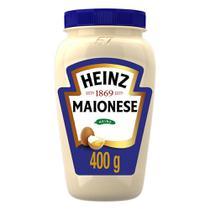Maionese Heinz Tradicional 400g -