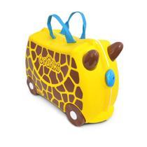 Mala Infantil Trunki - Girafa Gerry - Sua viagem muito mais divertida - cor Amarela -