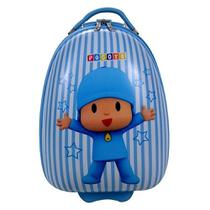 Mala Infantil Viagem - Pocoyo Azul P SANYA - Santino