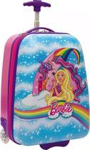 Mala Malinha Mochila Viagem Bordo Infantil Escolar Barbie Unicórnio Abs Tam G - Sestini