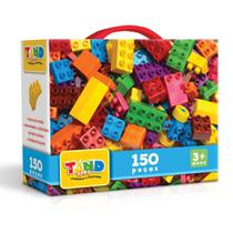 Malenda Blocos de Encaixe 150 PEças Tand - Toyster