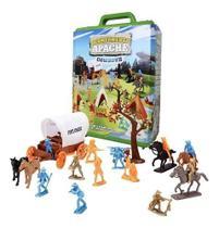 Maleta Acampamento Apache Cowboys - Gulliver 0079 -