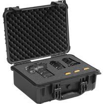 Maleta Anti Impacto15 Kg P/cameras E Etc - Transporte Seguro - Vonder