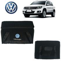 Maleta Automotiva Bordada VW Tiguan Preto - Gt