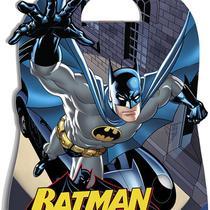 Maleta Batman Cd, Histórias e Atividades c/8 - Todolivro -