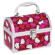 Maleta Baú Ricca - Hello Kitty -