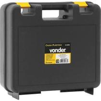 Maleta caixa plástica para Furadeira Parafusadeira - Vonder