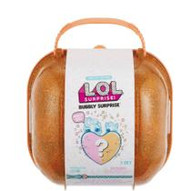 Maleta com Mini Bonecas - LOL Surprise! - Bubbly Surprise - Laranja - Candide -