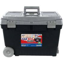 """Maleta de Ferramentas Car Box com Rodinha 5100 23"""" - Ref. 25371 - Arqplast"""