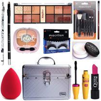 Maleta De Maquiagem Completa Ruby Rose Super Completa - Supremo Personalizados