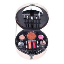 Maleta de maquiagem Fenzza FZ40005 Make Up Chic Collection Bronze -