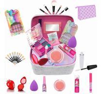 Maleta de Maquiagem Infantil BZ40 - Bazar Web