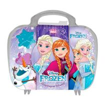 Maleta de Maquiagem Infantil Frozen -