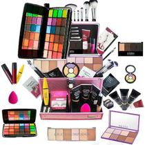 Maleta de Maquiagem Profissional Completa Luisance BZ17 - Bazar Na Web