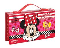 Maleta de Pintura Minnie 42 intes - 22336 - Molin