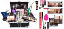 Maleta Kit Maquiagem Profissional Macrilan + Luisance Oferta - Ruby rose