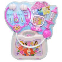Maleta Kit Médico Princesas Disney Toyng -