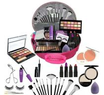 Maleta Maquiagem Completa Profissional Ruby Rose Luisance BZ01 - Bazar Na Web