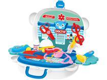 Maleta Médica de Brinquedo Móvel Doutorzinho - Dican