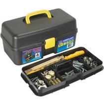 Maleta para ferramentas c/bandeja removivel arqplast -