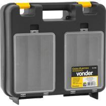 Maleta Plástica Para Furadeira C/ Organizador Vd-7001 Vonder -