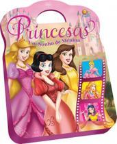 Maleta - princesas: um sonho de menina - Brasileitura