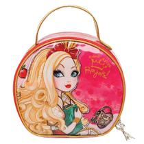 Maleta PVC Redonda Apple White Ever After High Ricca -