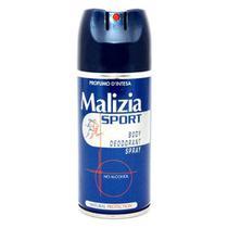 Malizia Sport Malizia - Desodorante Unissex sem Álcool -