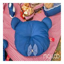 Malloo almofadão urso 65 cm x 55 cm - un -