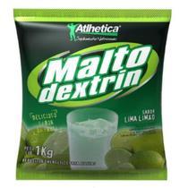 Maltodextrin - 1000g Lima-Limão - Atlhetica Nutrition -