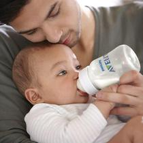 Mamadeira Avent Pétala Kit com 3 120/260/330 ml Livre de BPA Fácil Higienização Simula Peito - AVENT PHILIPS