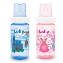Mamadeira big tipcolor 300 ml - Lolly Baby