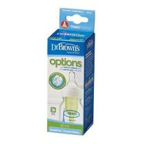 Mamadeira Options 60 ML Tradicional  Natural FLOW DR BROWNS D2101