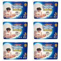 Mamypoko Fralda Infantil Calça Mega P C/50 (Kit C/06) -