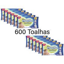 mamypoko Toalhas umedecidas ideal para higiene diária do seu bebê toque suave kit 12x 50 unidades - Daviso