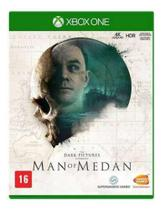 Man Of Medan Xbox One Midia Fisica - Xboxone -