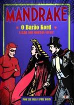 Mandrake - Capa Dura - o Barao Kord - Pixel -