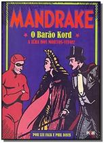 Mandrake, o barao kord: a ilha dos mortos-vivos - - Pixel -