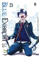 Manga: Blue Exorcist Vol.21 Jbc -