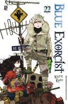 Manga: Blue Exorcist Vol.22 Jbc -