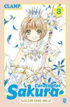 Manga: Cardcaptor Sakura Clear Card Vol.03 JBC -