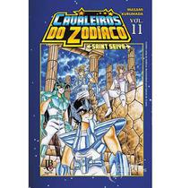 Manga: Cavaleiros do Zodíaco Saint Seiya Vol.11 - Jbc