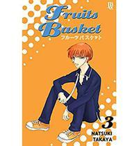 Manga: Fruits Basket Vol.03 - Jbc