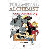 Manga: Fullmetal Alchemist Guia Completo Vol.02 - Jbc
