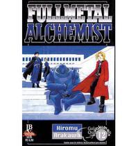 Manga: FullMetal Alchemist Vol.12 - Jbc