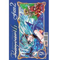 Manga Guerreiras Mágicas De Rayearth Vol. 09 Jbc -