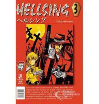 Manga: Hellsing Vol.03 - Jbc