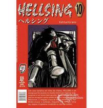 Manga: Hellsing Vol.10 - Jbc